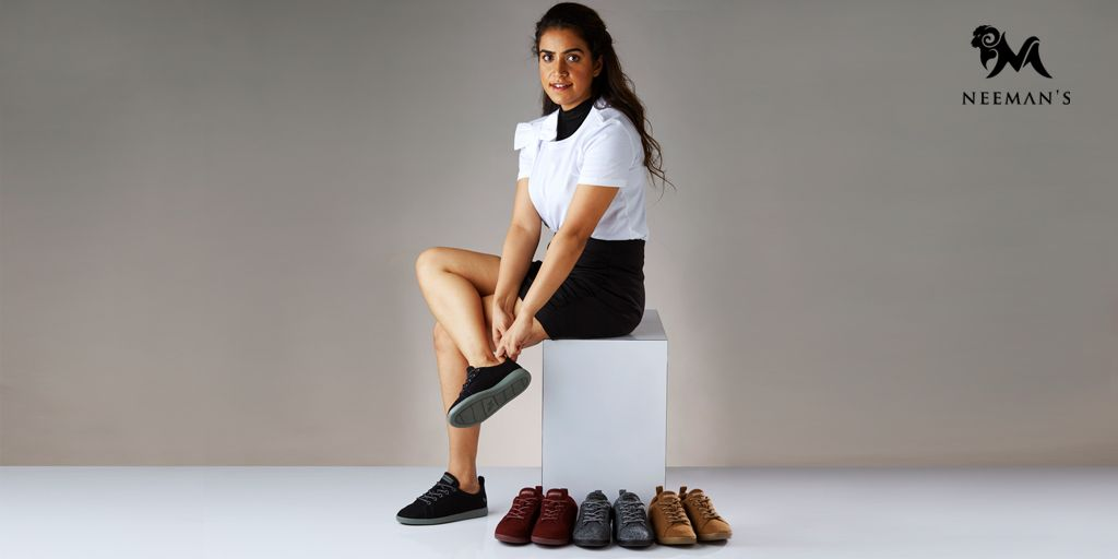 """Aren't you being spoilt for choice by our """"Change the Norm"""" dope colourway walker collection! They are crafted with premium Merino Wool,and their minimal design provides maximum comfort for all day wear Aren't these reasons enough to give them a try? #changethenorm #wearneemans https://t.co/i3LSG2l7mU"""