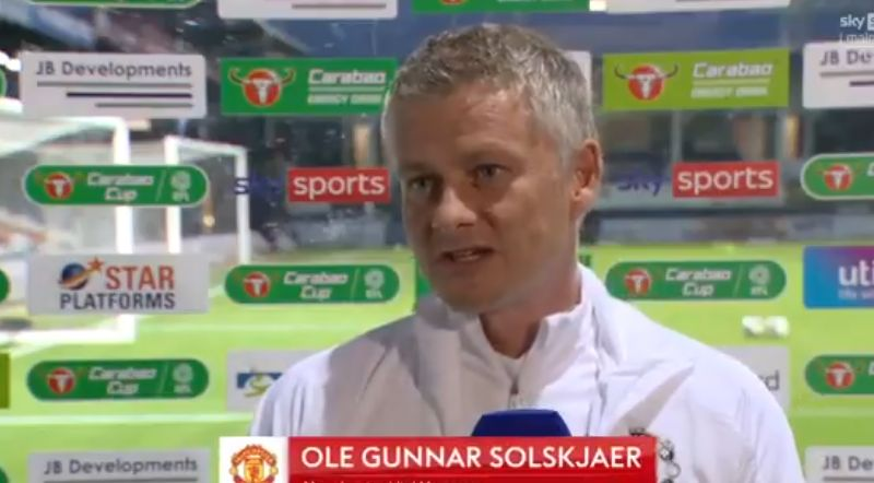 (Video) Solskjaer expects better performance from his team against Luton Town https://t.co/Esv6V41j7K #MUFC #ManUTD #United https://t.co/KlmWkY0ZQ6