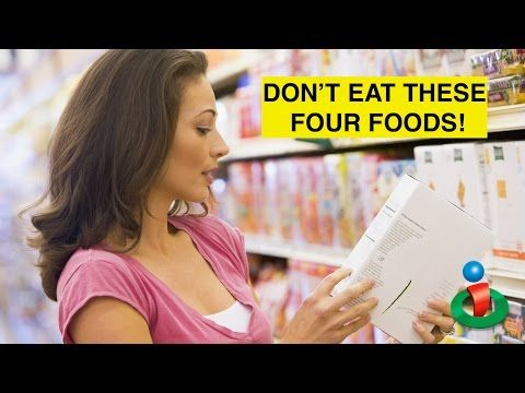 Stop Eating These Four Foods! https://t.co/URQMgVmdIY #food #diet #ihealthtube #naturalhealth https://t.co/gHRqlhn5VB