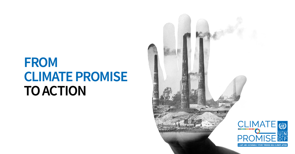 Sept 2020 marks the 1st anniversary of the launch of @UNDP's #ClimatePromise. 114 countries have signed up to work with #UNDP on t heir climate plans (NDCs) through the Climate Promise within the past year, despite the implementation and economic challenges posed by #COVID19. https://t.co/fg8LrVrtzX