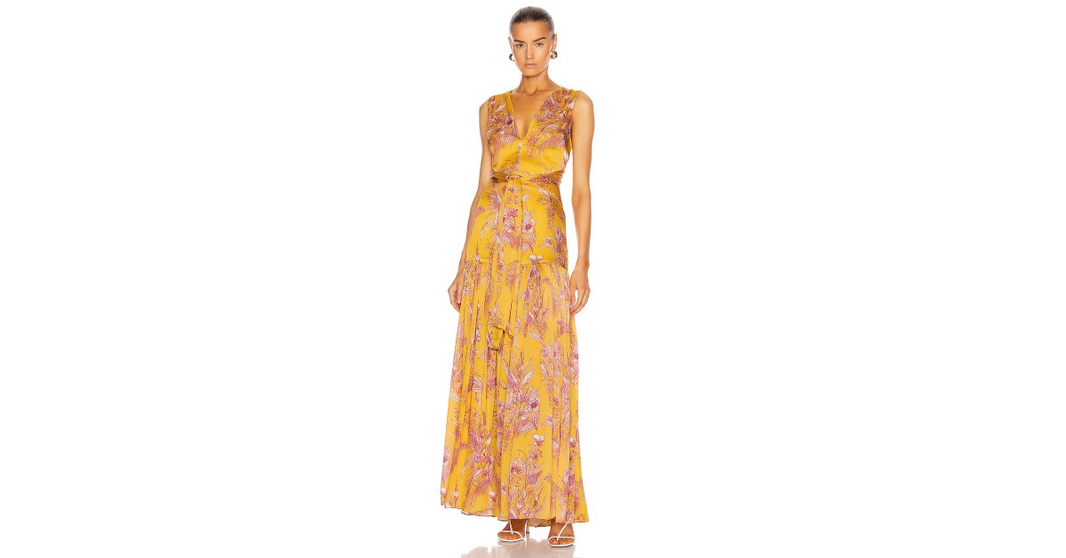 Alexis - Belaya Dress - 30% off, was $889.16, now $623.10 https://t.co/A2XfjboBQK #alexis #dresses https://t.co/syDOeeiNIk