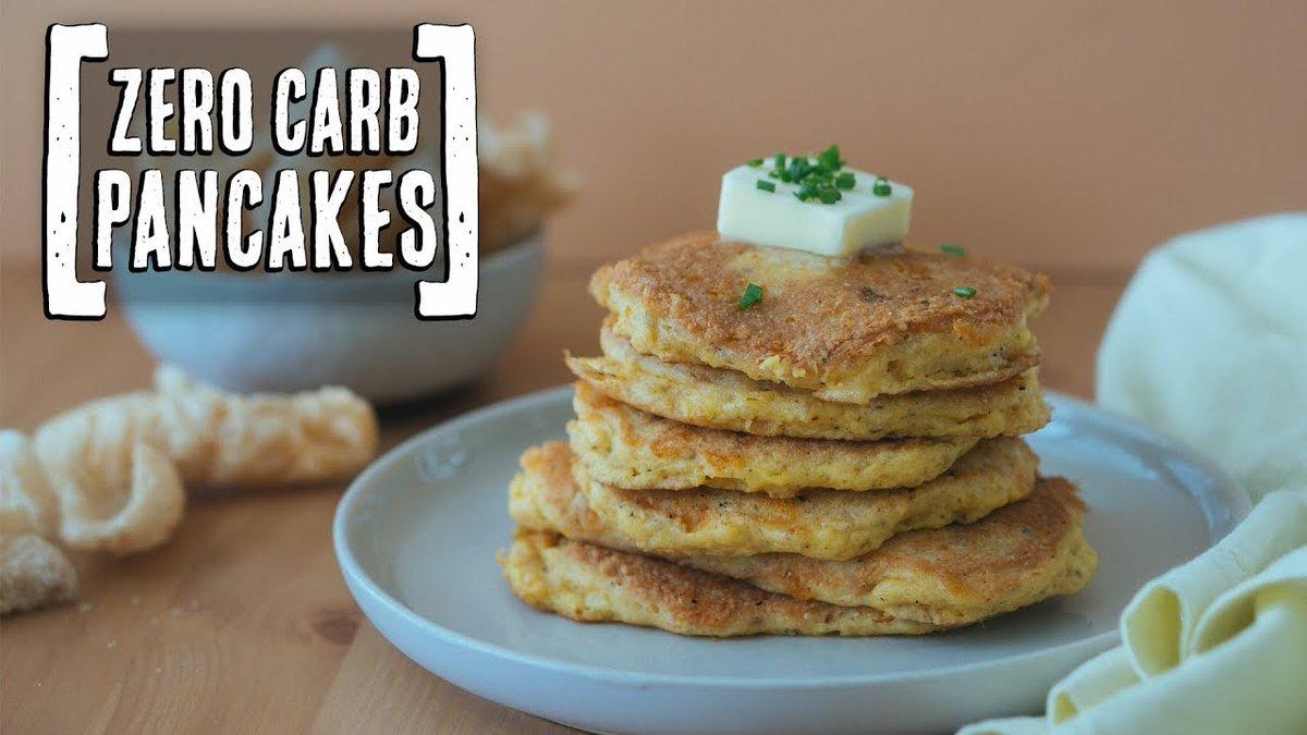 Zero Carb Pancakes   Just Blend and Pour  https://t.co/NWZTAVr26l #LowCalorieRecipes #Pork https://t.co/Ss7alNWMmV
