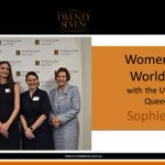Image for the Tweet beginning: Thank you Women's College for