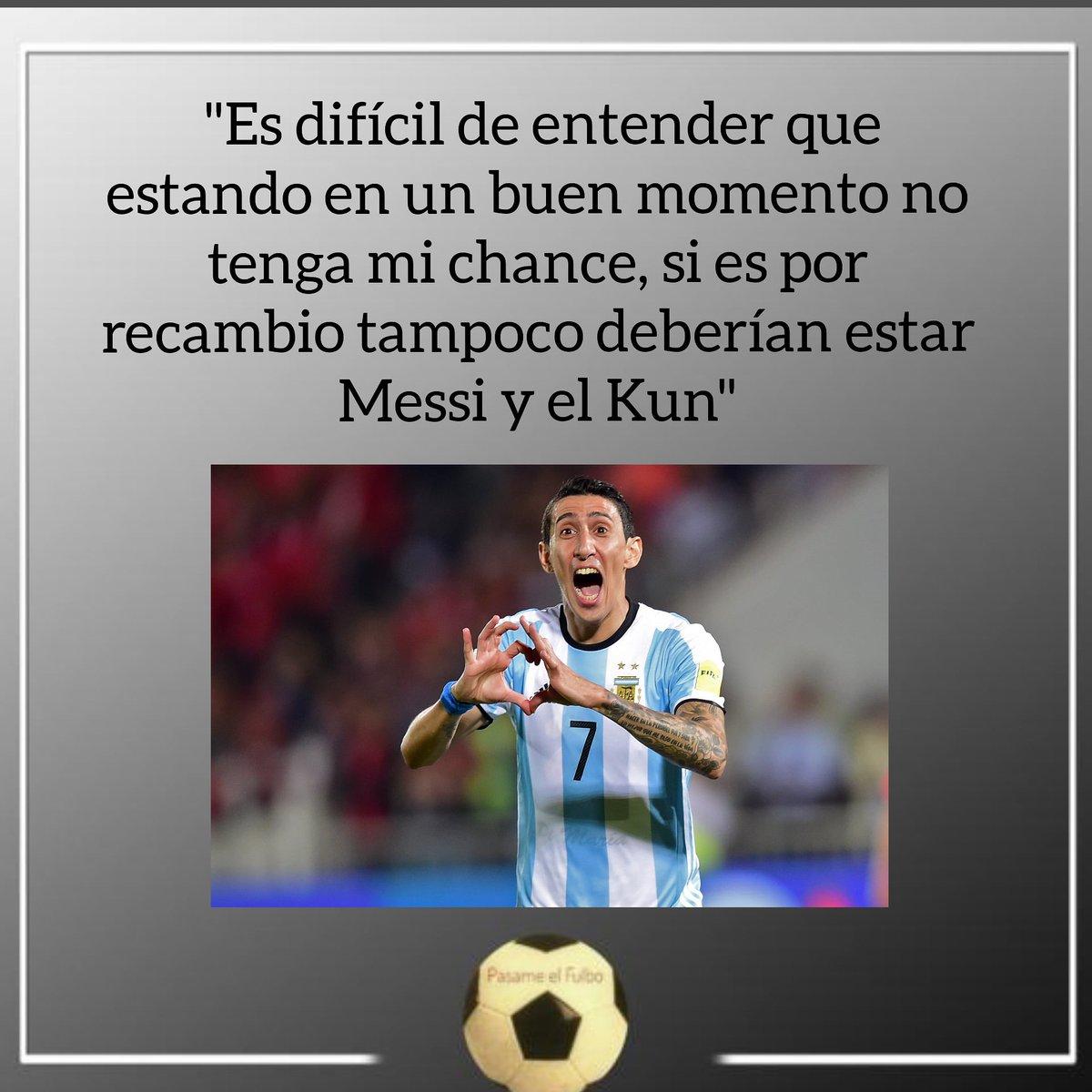 Estas de acuerdo con fideo ? . . . . .  . Mucho pero mucho más Fúlbo en Instagram .    👇👇👇 . @pasameelfulbo desde 🏡 5,8  K  .  ⬆️⬆️⬆️ .  . . . . . #Pasameelfulbo⚽ #Messi #futbol⚽ #barcelona #LaLiga #Cristiano #Maradona #boca  #Riverplate #sanlorenzo #ibrahimovic #SerieA https://t.co/hbnY07ucGv