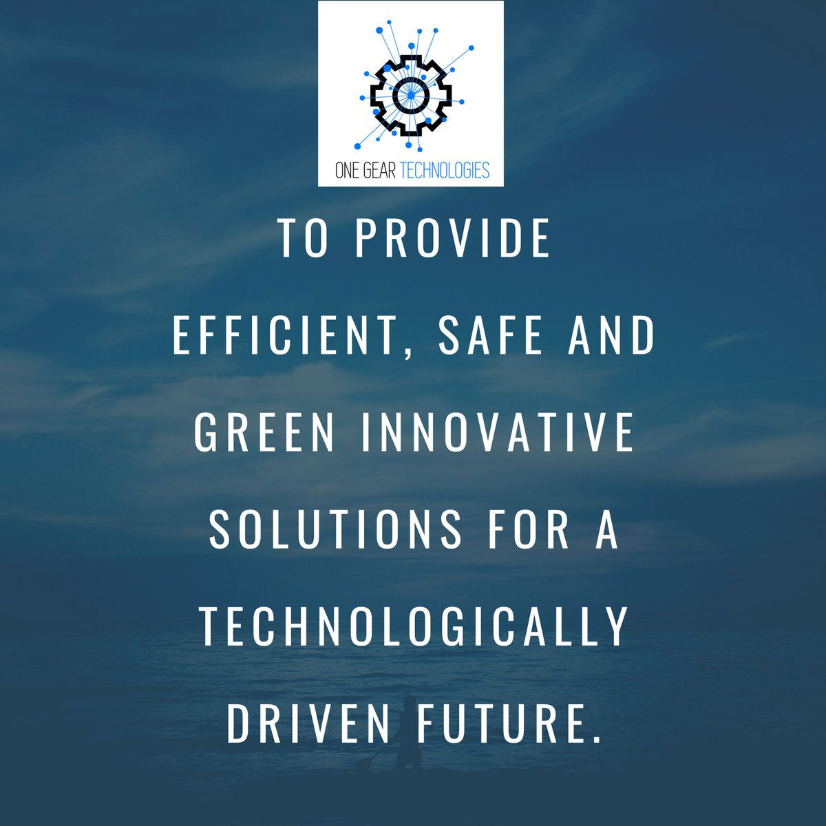 Mission of One Gear Technologies ⚙️  #ogt #future #goals #automobile #businessstartups #technology #ecofriendlyproducts #onegeartech https://t.co/a3K6MSlcNt