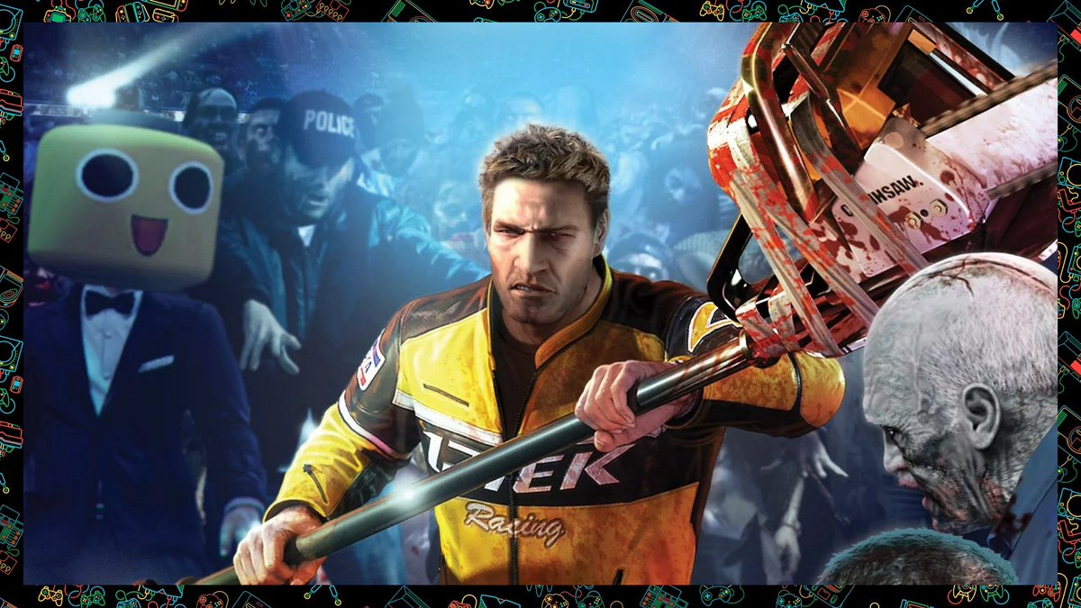 Dead Rising 2 is 10 years old.  The sequel to the well liked Dead Rising originally launched on the #PS3 and #Xbox360 on September 24th 2010  #Capcom #PlayStation #Playstation5 #PlayStation4 #PS5 #PS4 #Xbox #XboxSeriesS #XboxSeriesX #XboxOne #PCGaming #Nintendo #NintendoSwitch https://t.co/IiXX2ugrRY