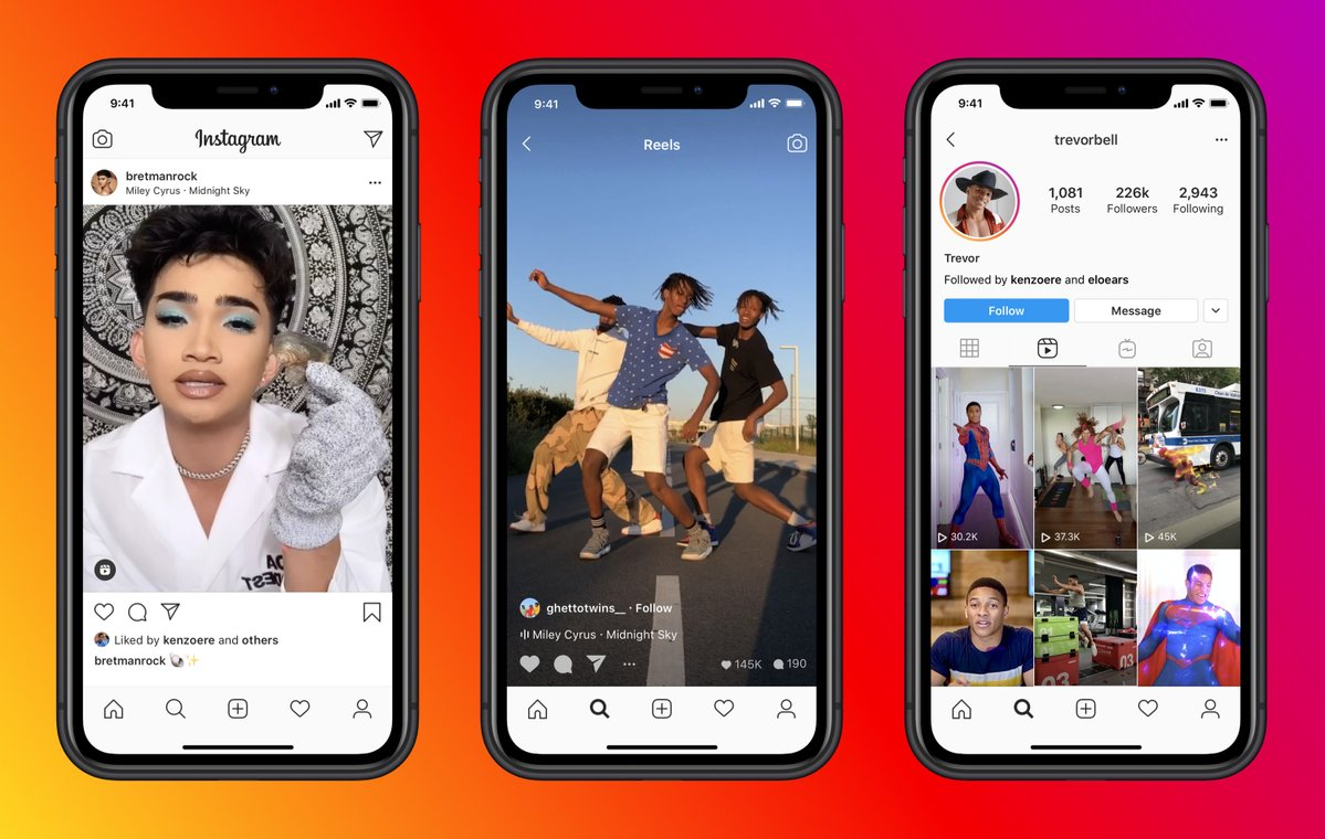 Instagram is rolling out updates to Reels, including longer video lengths