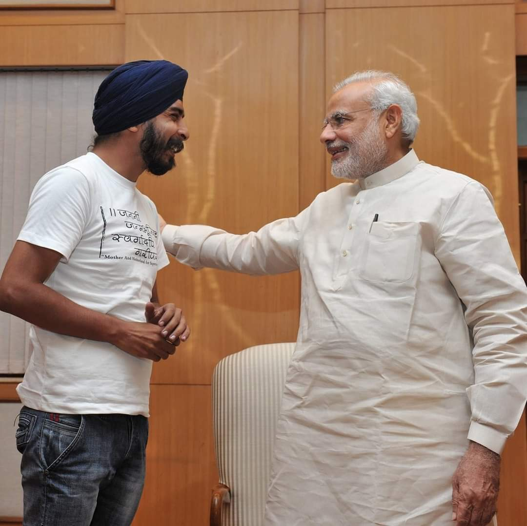 Heartiest Birthday Greetings to brother Sri @TajinderBagga Ji. May you continue to bust the lies & expose the anti-national forces as usual! Prayers for your good health, long life, continued happiness & prosperity! #HBDBagga