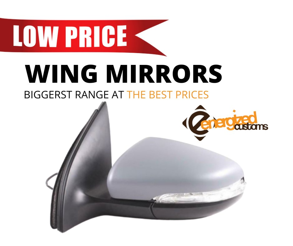 Get your new #wingmirror at an incredible price here - https://t.co/wybDT7GuPg #energizedcustoms #carparts #bargain #lowprice #Vehicle #car https://t.co/jjQslV4dDZ