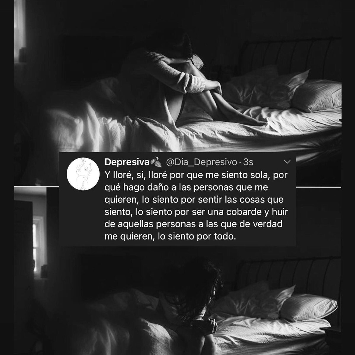 Y lloré... • • •  #sad #love #quotes #follow #like #followforfollowback #instagram #loveyourself #shayari #happy #life #bhfyp #instadaily #likes #likeforlikes #lovequotes #writer #art #thoughts #music #poetry #memes #yourself #viral #photooftheday #photography #sadedits #mood https://t.co/kD7TUURVGo