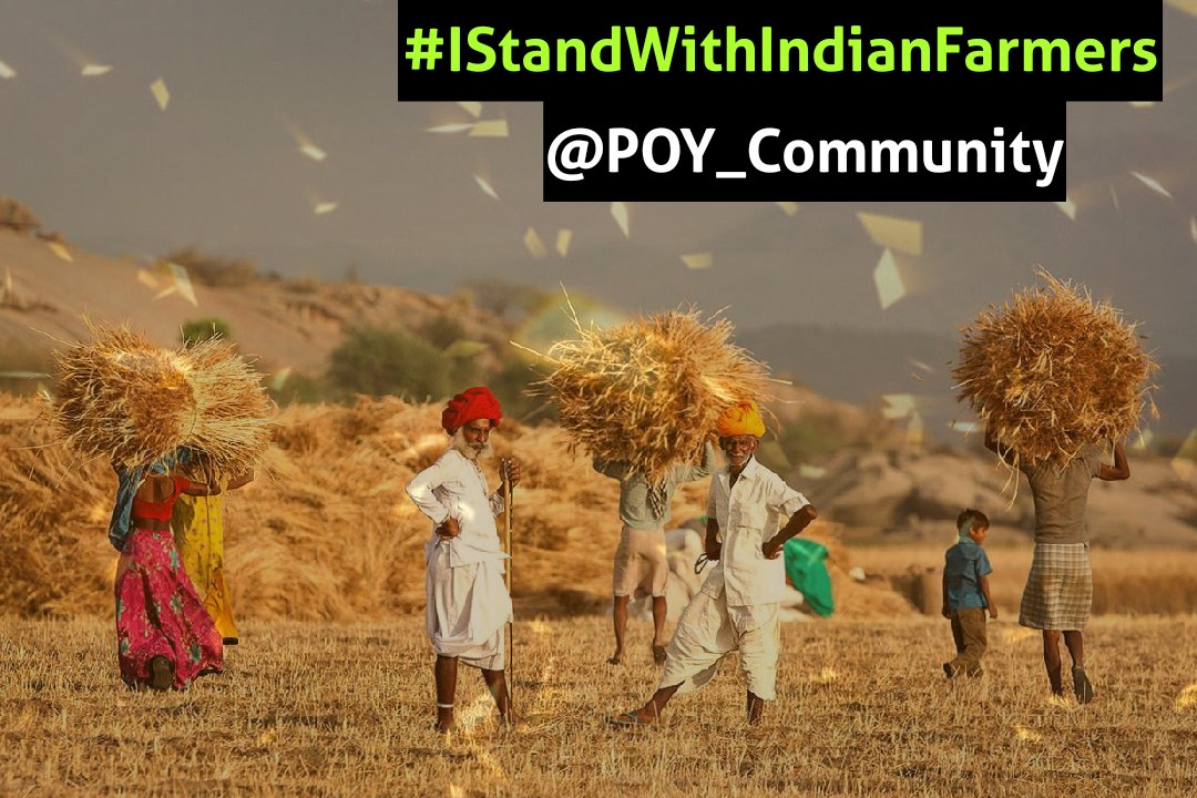 We are stand with Farmers and Students. Raise voice for the farmers of our country Save Farmers Save Students Follow 👉🏾 @POY_Community #IStandWithIndianFarmers #नई_शिक्षक_भर्ती_55k_कब_योगीजी #JUSTICEFORSSCGD_2018
