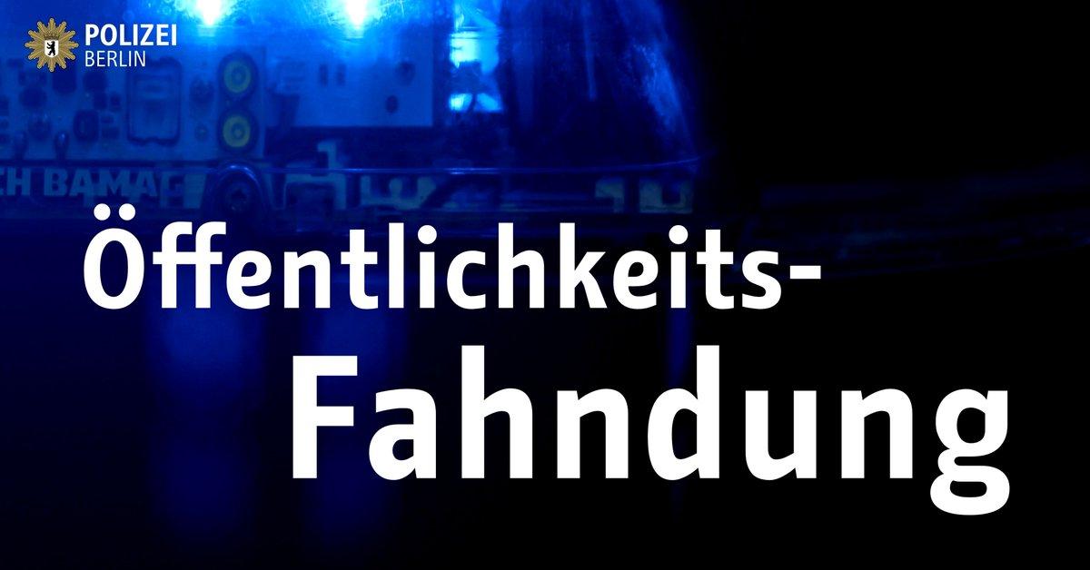 #Fahndung   Unsere Kolleg. der #Kripo bitten mit Bildern um Hinweise zu zwei Tatverdächtigen nach einem Wohnungseinbruch Ende Mai in #Mitte, bei dem Wertgegenstände gestohlen wurden.  Hinweise an: ☎️ (030) 4664- 272121  PM und Bilder: ⬇️ https://t.co/Aw1Nh4Ibxq  ^tsm https://t.co/H1SPHFpQ5v