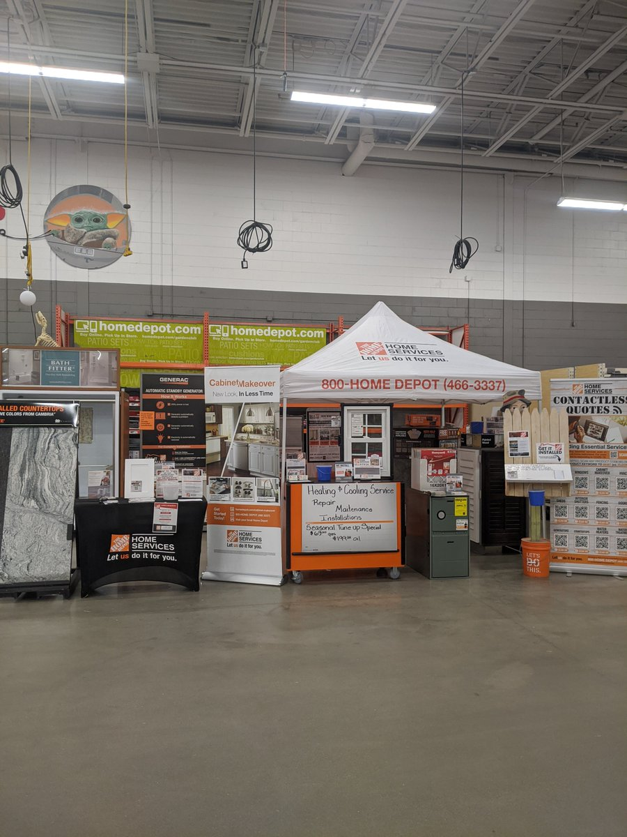 The Home Depot Store 20 THD20SASM   Twitter