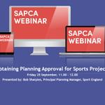 Image for the Tweet beginning: Don't miss the @SAPCA Webinar