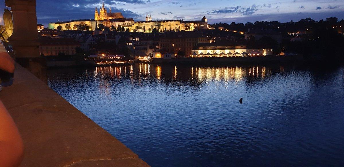 @Tahira_A_A #Prague   Beautiful scene of night . https://t.co/rr5tae8cFA