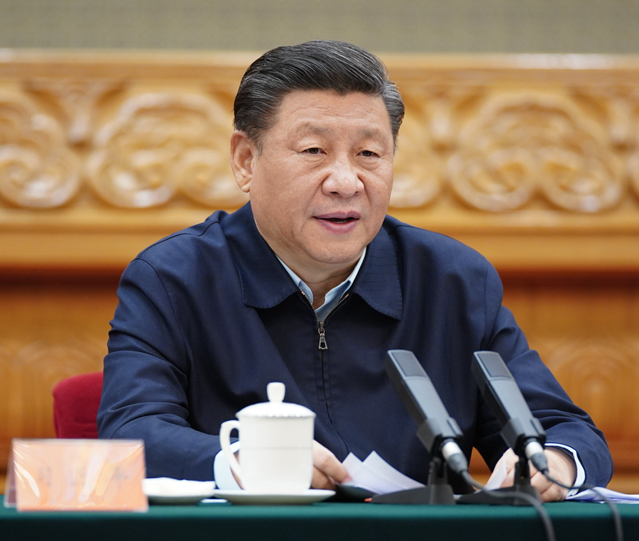 A speech by President #XiJinping at a symposium attended by experts and representatives from China's education, culture, health and sports sectors has been published. The booklet is available at Xinhua Bookstore outlets across the country. https://t.co/0sz0LjATrC