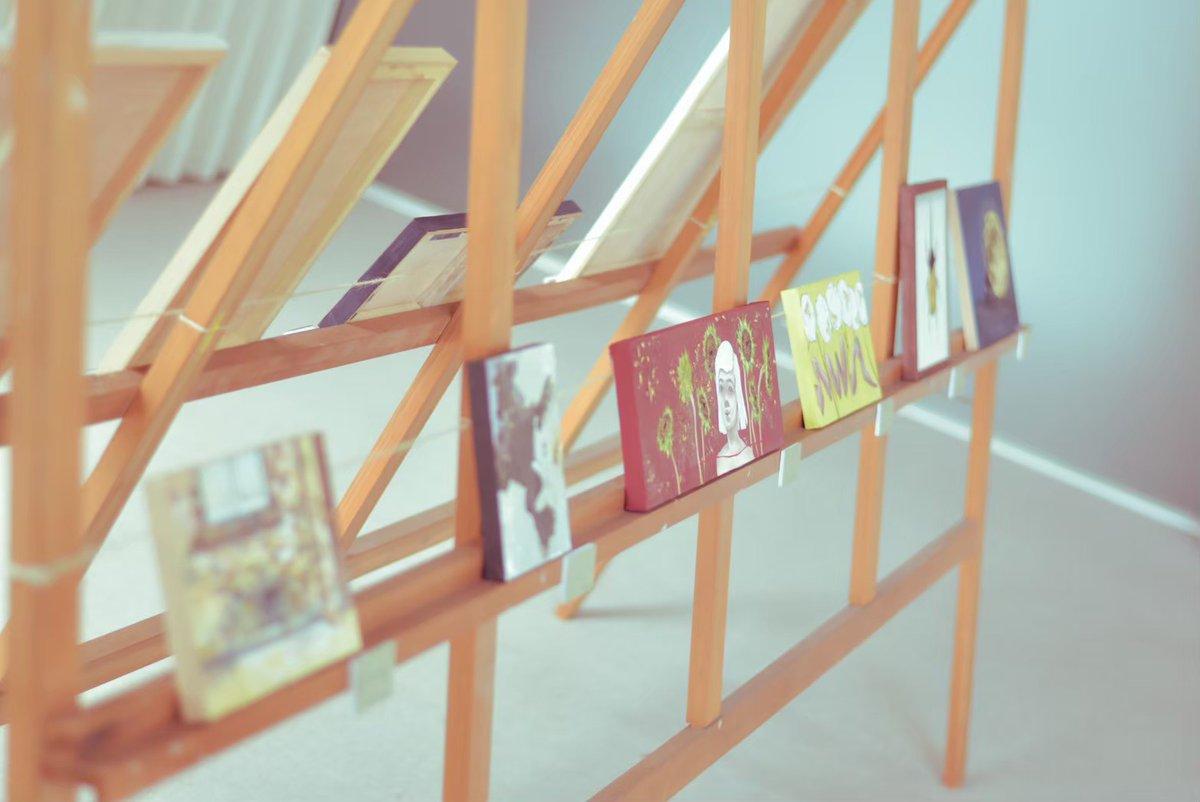 昨年の純金展 #日本画 #art #japaneseart https://t.co/8xphkExxPg