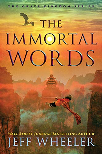 started The Immortal Words by @muirwoodwheeler, bought from @AmazonKindle, #amreading, #bookloversboudoir https://t.co/dq3tXGZMCG
