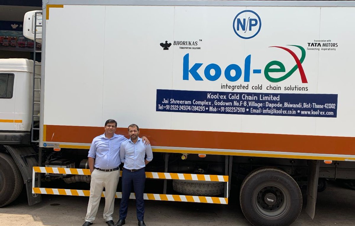 Kool-ex #partners with #IndoSpace to build #pharma distribution #centres  Read More: https://t.co/rvVyoG5Jzm  @projects_today #news #updates #industry #warehousing  @ColdKool @IndoSpaceInd  #pharma #distribution #Warehousing #warehouse #Pharmaceutical #blockchain #transportation https://t.co/FXmjNxpGgJ