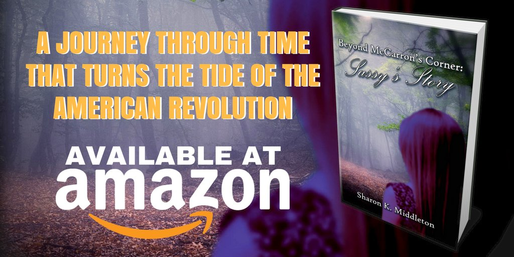 A journey through time that turns the tide of the American revolution - beyond McCarron's Corner: Sassy's Story by @CucuillinSkyes is available at https://t.co/KHEIcIRdnP #asmsg #iartg #amreading #bookboost #bookplugs #ian1 #puyb #bynr https://t.co/jjPgYlqjMz