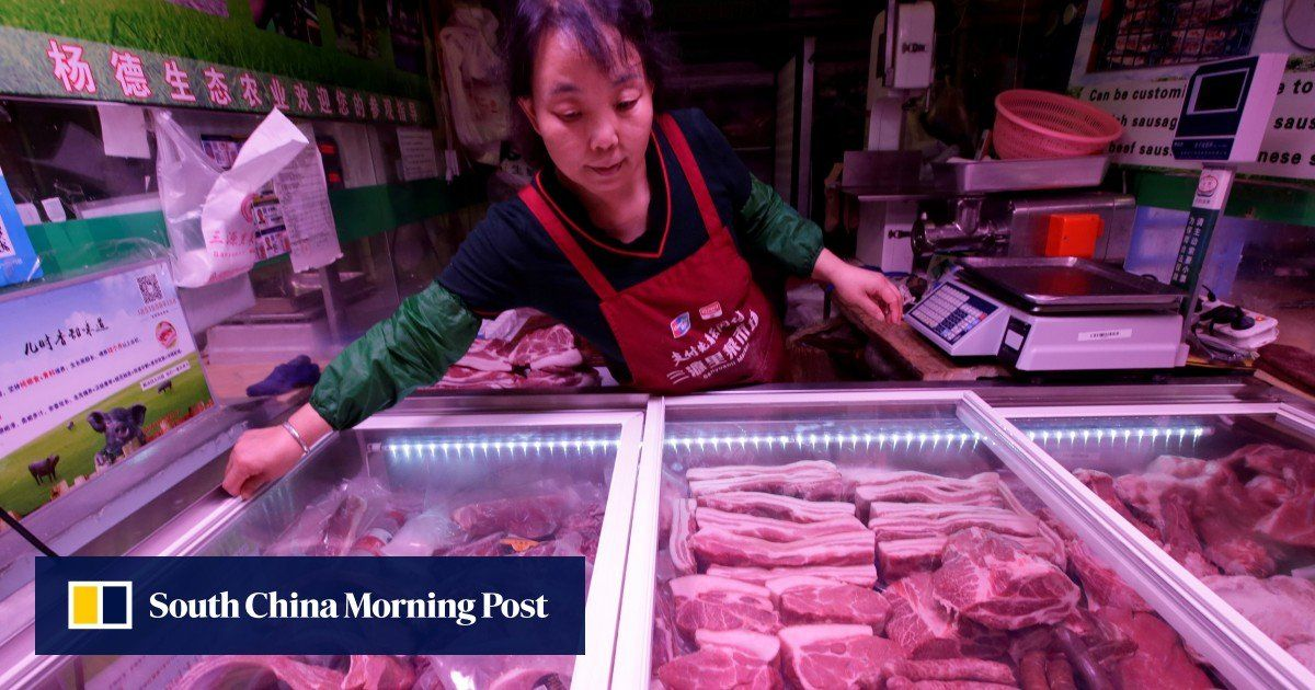 China's 'ribs and rice' chains under pressure from rising pork costs after Germany ban #China #china #pork #germany #AfricanServer  https://t.co/yPlourgI3C https://t.co/E9sqINcT62