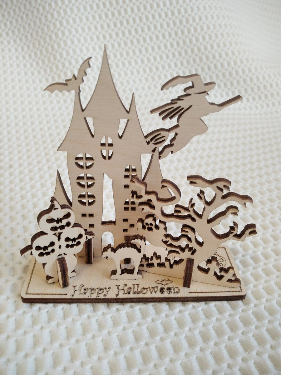 Excited to share the latest addition to my #etsy shop: Halloween gift card puzzles svg dxf files, vector template laser cut. Digital vector laser model, laser files, laser pattern. Laser template https://t.co/e6Fl2RKk8F #birthday #halloween #halloweencard #halloweengif https://t.co/A4pizlj1KM