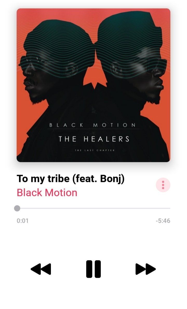 Congratulations to my brothers @black_motion on their album release! Got the privilege to write and record a song featured on this brilliant body of work, alongside all my faves. May it bring you joy! .  #10YearsOfBlackMotion #TheHealersTheLastChapter #ToMyTribe https://t.co/4iurQpAa7o