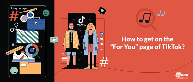 """If you want to be on """"For You"""" page, you should reach to many users by their favorite videos, hashtags, songs, memes.  Here are the ways to get your videos on the for you feed of #TikTok and go viral😁👇 https://t.co/izVTAxlC2u #tiktokban #tiktokleaked #tiktokers #tiktokexposed https://t.co/Kw2PBI8tuj"""