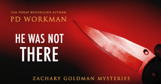 Launch day! He Was Not There and more new releases!  New Zachary Goldman mystery by USA Today bestselling author P.D. workman #mystery #amreading https://t.co/Hiqxu6l4BB https://t.co/BScWpRKdDd