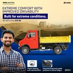 Image for the Tweet beginning: Tata Motors 610 SK BS6