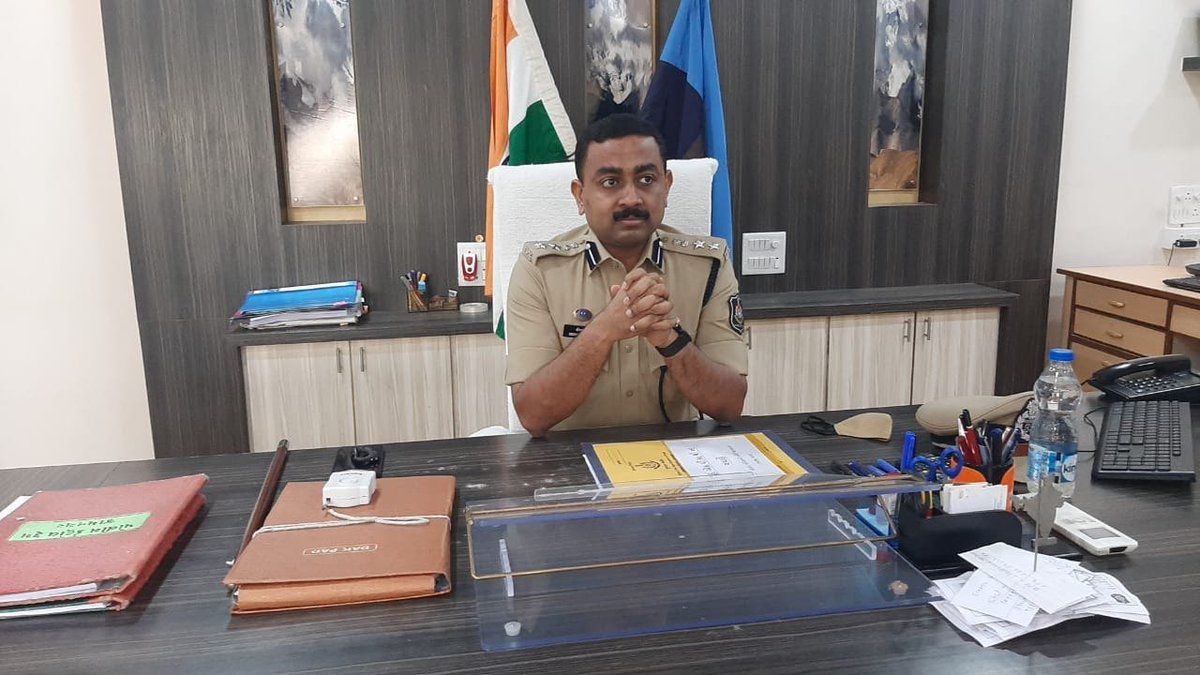 Bhadran takes over as SP of Jamnagar, a district gripped by fear, money and nexuses of overseas mafia Jayesh Patel alias Jaysukh Ranpariya