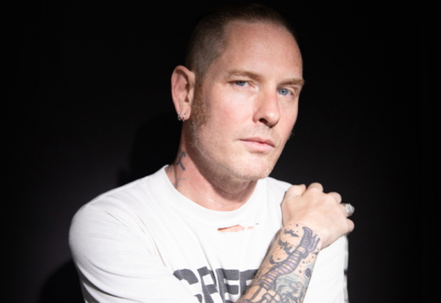 COREY TAYLOR Unveils Music Video For New Single 'Culture Head' https://t.co/TgPOW7QEiz https://t.co/xF4MkxS6dK