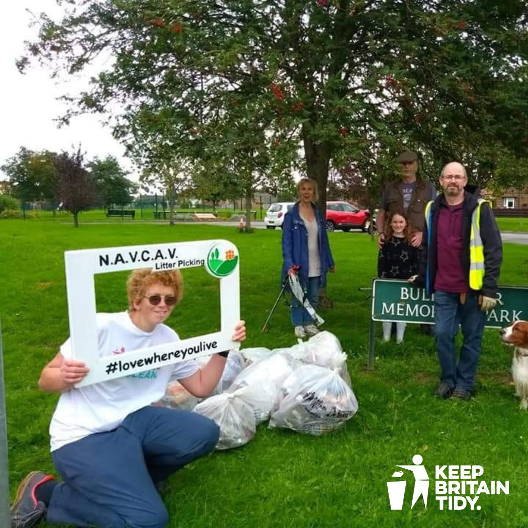 Did you know we have an online community of over 2,500 #LitterHeroes on Facebook? Join the group and connect with like-minded people from around the country: https://t.co/fE85ytbpFb https://t.co/cfYftNM399