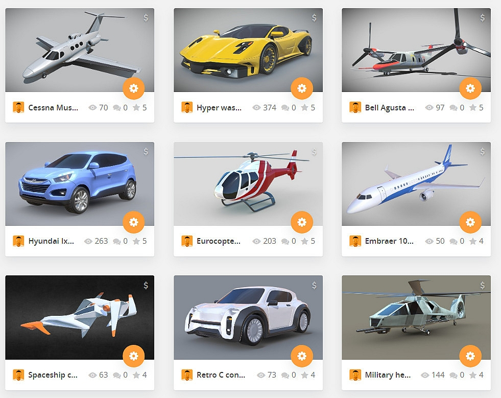 VEHICLE #3D MODELS🛩️🏎️🛩️on link https://t.co/vai43cwJka  @3drenderbot #Aircraft #airplanes #helicopters #vehicles #aviation #planes #lowpoly #gamedev #gamedevelopment #indiedev #3dmodeling #Transportation #gamedesign #privatejet #3dmodel #flying #cars #supercars #3DCG #CGI https://t.co/PRSsE8EbjO