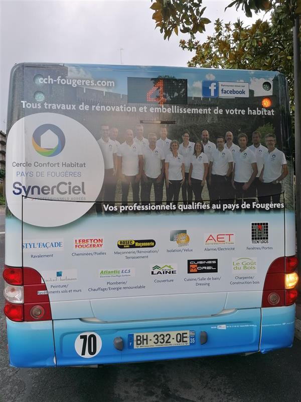 Avez-vous vu notre nouvelle publicité sur la ligne (4) #Fougères #HéliosHabitat #Isolation #CCHpaysdeFougères https://t.co/tgLmqMEXok