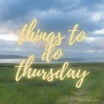 Image for the Tweet beginning: It's Thursday and that can
