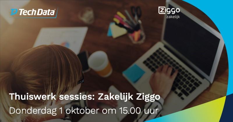Heeft u ook interesse om Ziggo Zakelijk…