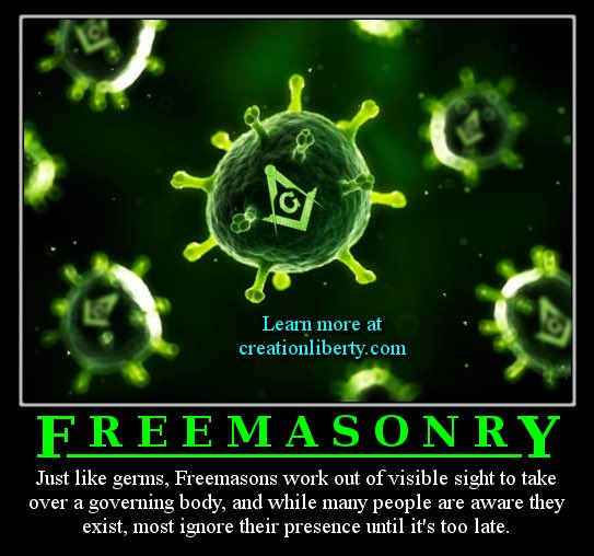 @EquesEt @JamesGo06236509 But #Christians are losers.  It is time for adherents of the anti-#Christian #Freemason religion to abandon #Freemasonry in favour of #Christianity. https://t.co/rnvuQr8tkd