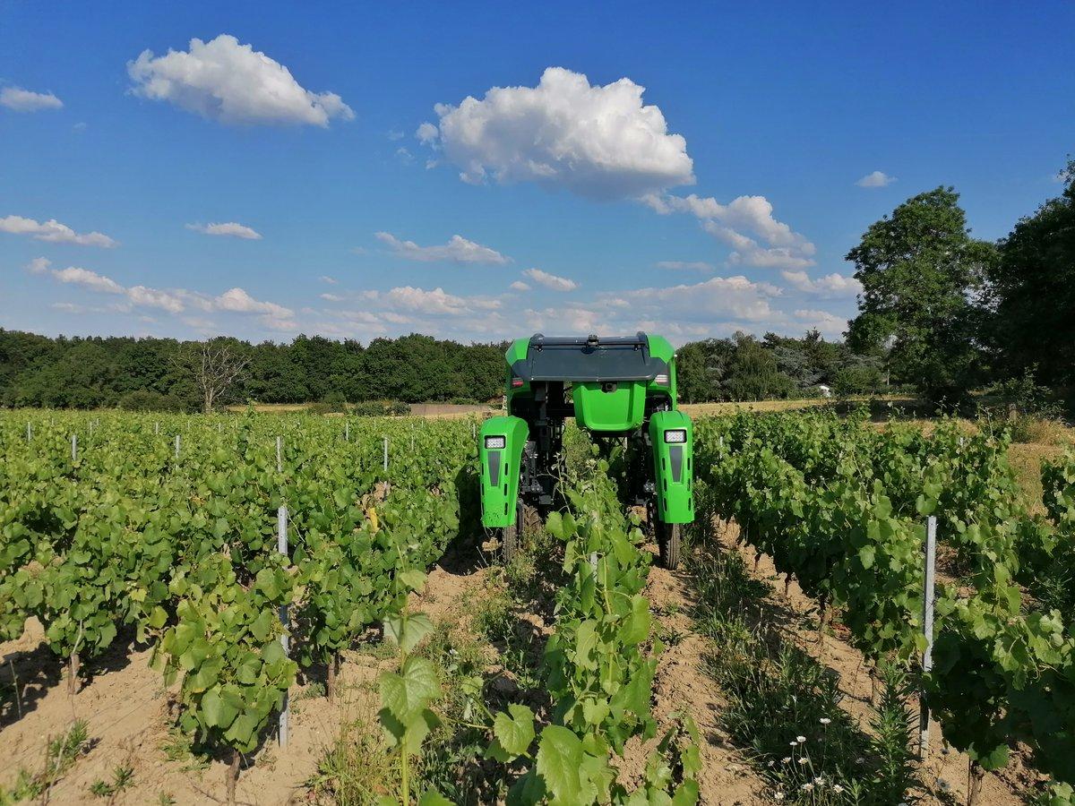 [AGENDA] #AgTech #IA #Agriculture Robotique agricole et intelligence artificielle : venez découvrir les applications et assister à des pitchs ! Webinaire gratuit 10/11 avec @RobagriO @AgrOnov_Europe  https://t.co/wnJwvso69q https://t.co/kylE5FY43U