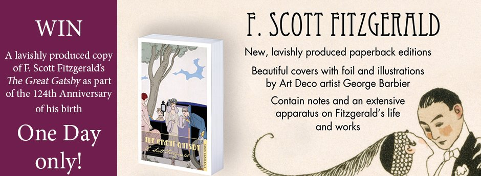 3 books of Alma lavishly produced edition of #TheGreatGatsby by #FScottFitzgerald to #Giveaway to a lucky winner. Today only! https://t.co/s9rEf5Mbbc #books #booklovers #readingcommunity #readerscommunity #Read #readers #bookworms https://t.co/IoU33IDsLd