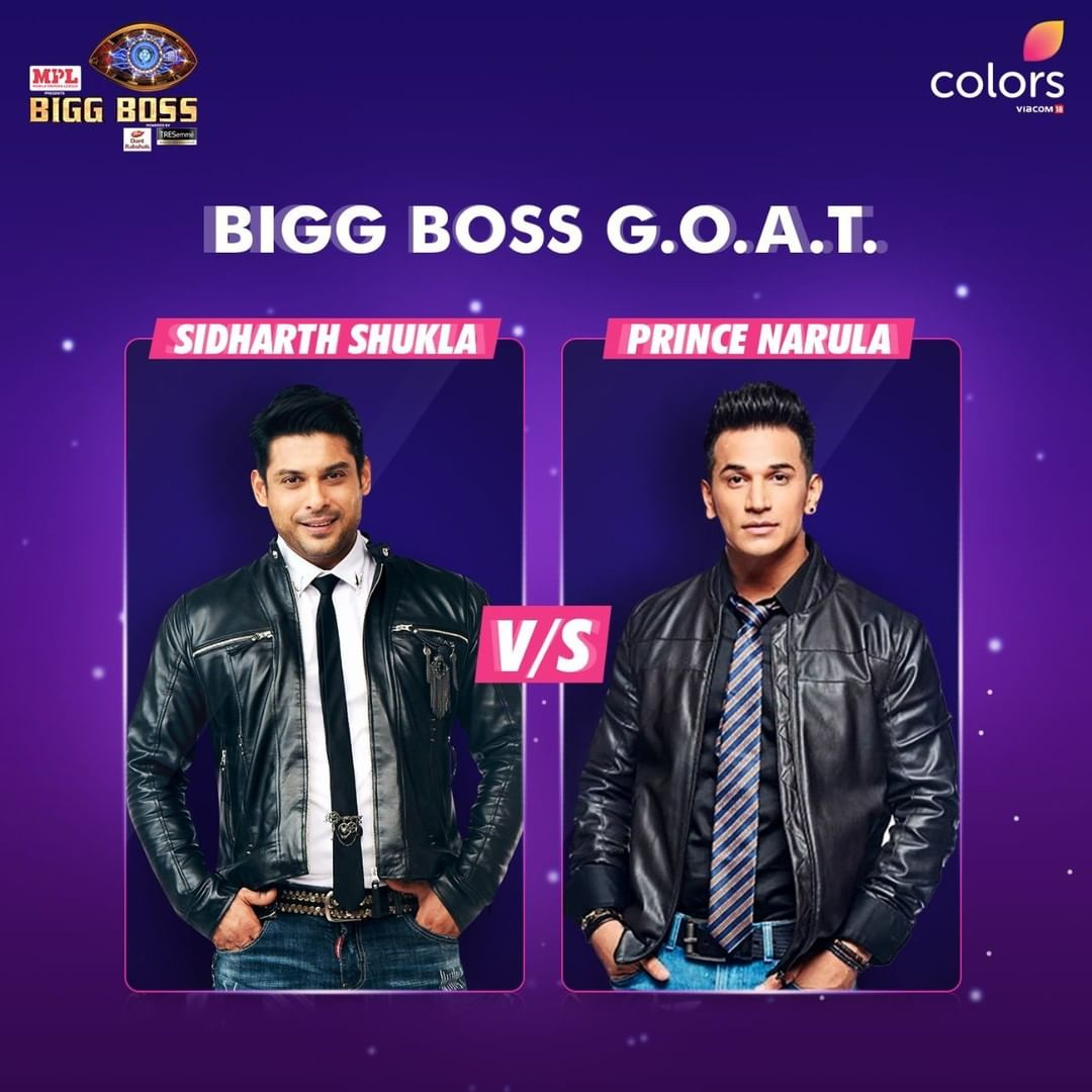 A choice between these two handsome hunks? 😍 🔁RT for #SidharthShukla , ❤LIKE for #PrinceNarula   @sidharth_shukla @princenarula88    #BiggBossGOAT #BiggBoss #BiggBoss2020 #BB14 #SidHearts #thursday #thursdayvibes #ThrowbackThursday @BeingSalmanKhan https://t.co/S214Pvt4bA