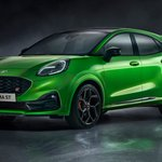 Image for the Tweet beginning: New Ford Puma ST: lairy