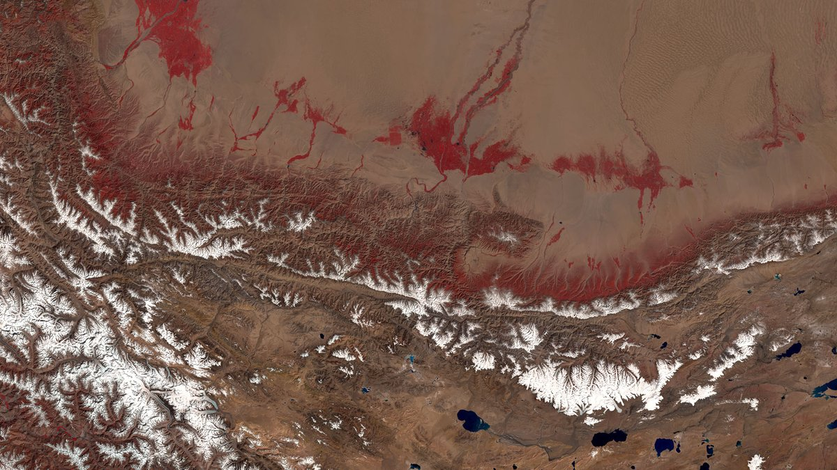 Insight into Asia's growing glaciers - https://t.co/YX0jNBGsWx