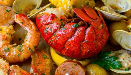 'This is crabsolutely delicious' #yummy #delicous #Foodie #tasty #eat #seafood #seafoodboil #loveseafood #seafoodheaven #food #love #fish #crab #lobster #night #crab https://t.co/DeTYFh9bDT