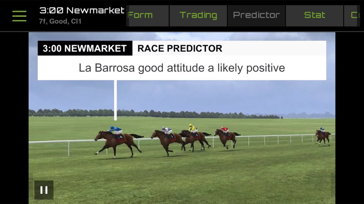 It's the first day of the #Cambridgeshire meeting. La Barrosa is our Banker of the day. 🐎 https://t.co/1Uevb8URAD