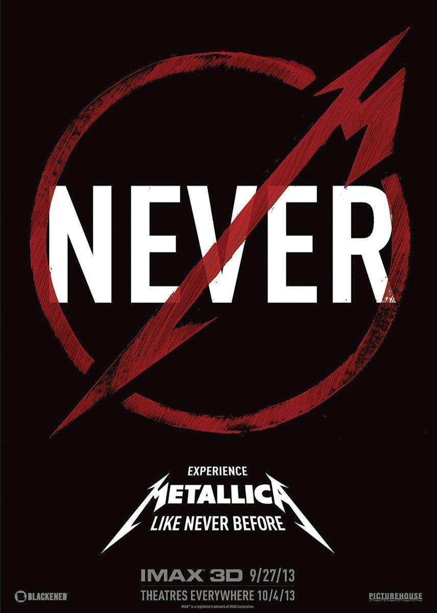 Happy 7 years Through Or Never of Metallica!! #Metallica #jameshetfield https://t.co/EOwAFIZdwd