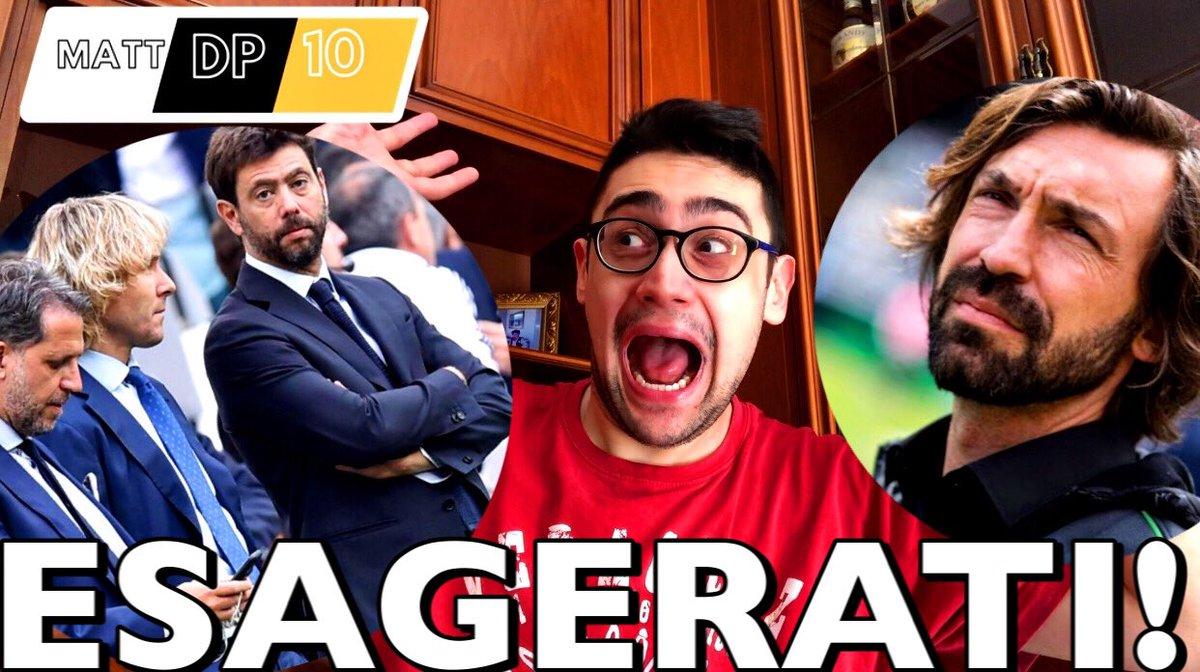 [SPACCO TUTTO!!! NON È POSSIBILE] | LA JUVENTUS LO VUOLE E LORO CHIEDONO... https://t.co/nwIMFf9oC1   #Ronaldo #Juventus #Paratici #Marotta #ForzaJuventus #Dybala #Guardiola #Sarri #Chiellini #CR7 #Championsleague #Agnelli #DelPiero #Buffon #Pirlo #Pogba #Raiola https://t.co/WfHoeobF3C