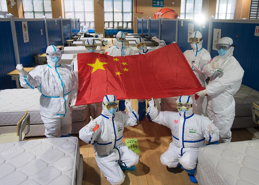 China contained #COVID19 pandemic within its territory in three months, piloting as world's first country to brace the major turning point. How China vanquishes the widespread epidemic? https://t.co/IZR4VRbbNN https://t.co/gIQJaJvtAc