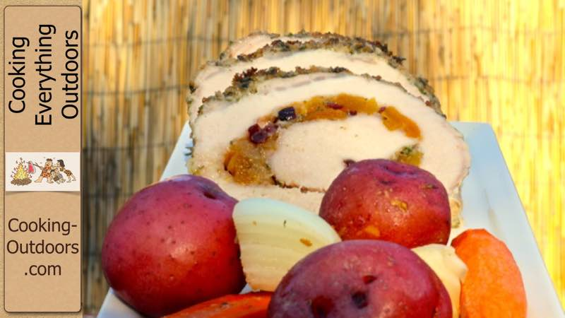 #Grilling Stuffed #Pork Loin in a Cedar Plank Tray Video https://t.co/wYTMegoxEX #food https://t.co/2tq296Xh3e