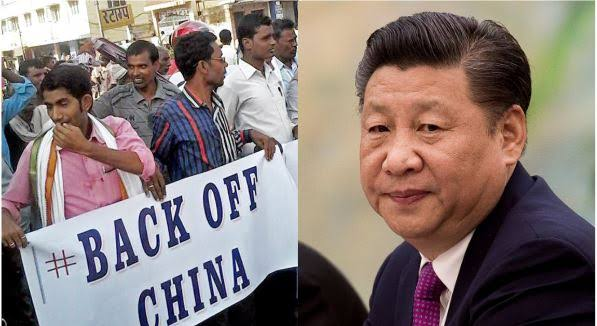 "The activists and protesters chanted slogans such as ""Return Nepal's land"" and ""stop Chinese expansionism,"". Another cheap ruse by #CCPChina in #Nepal what happened to .@kpsharmaoli ?? #backoffchina https://t.co/lf3LfnVrfH"